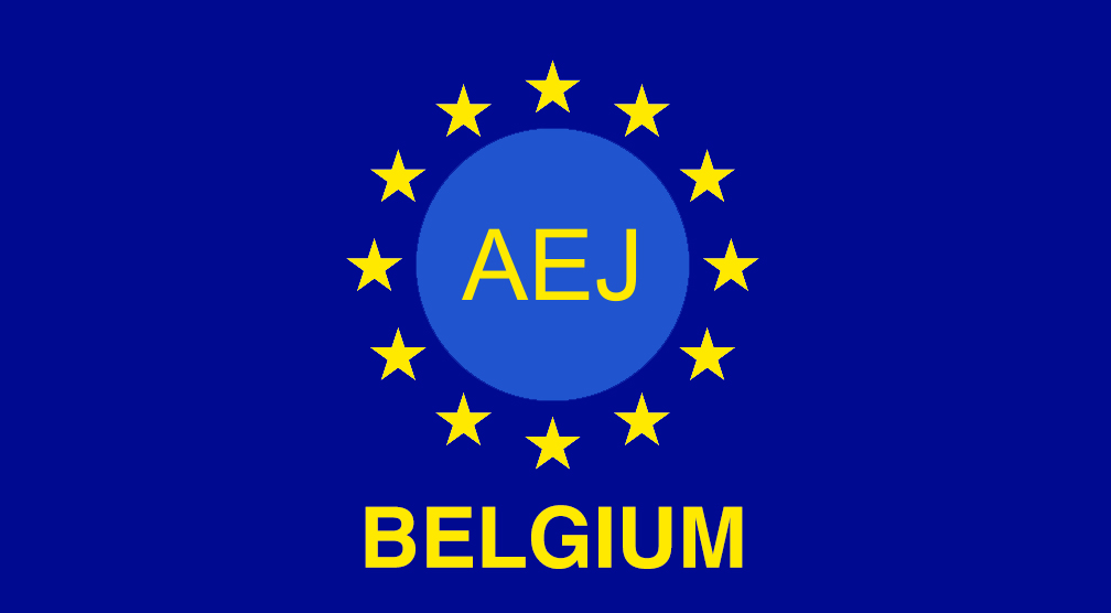 Internship Report of Solène Jouan Intern of AEJ-Belgium June 2018