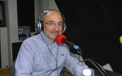 Interviewed: Gian Paolo Accardo on Radio Gold