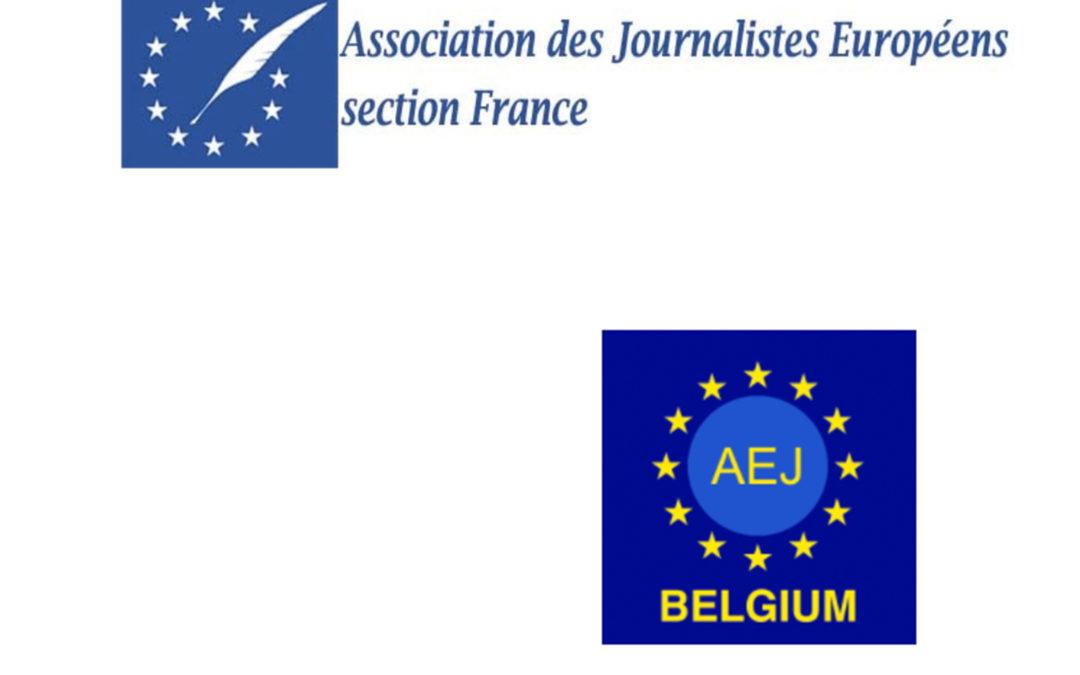 L'AJE France et l'AEJ Belgique condamnent l'assassinat de Daphne Caruana Galizia
