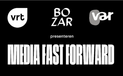 Media Fast Forward Event on 5 December in BOZAR!