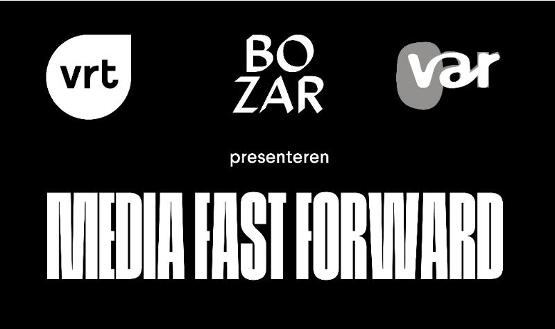Media Fast Forward Event on 5 December in BOZAR!