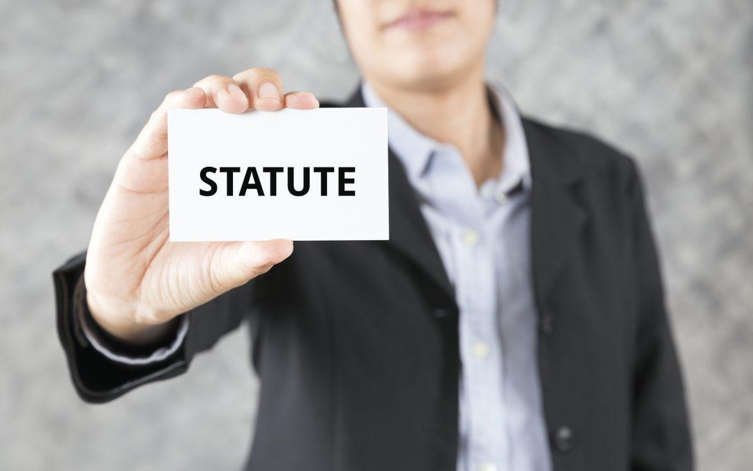 Statutes added!