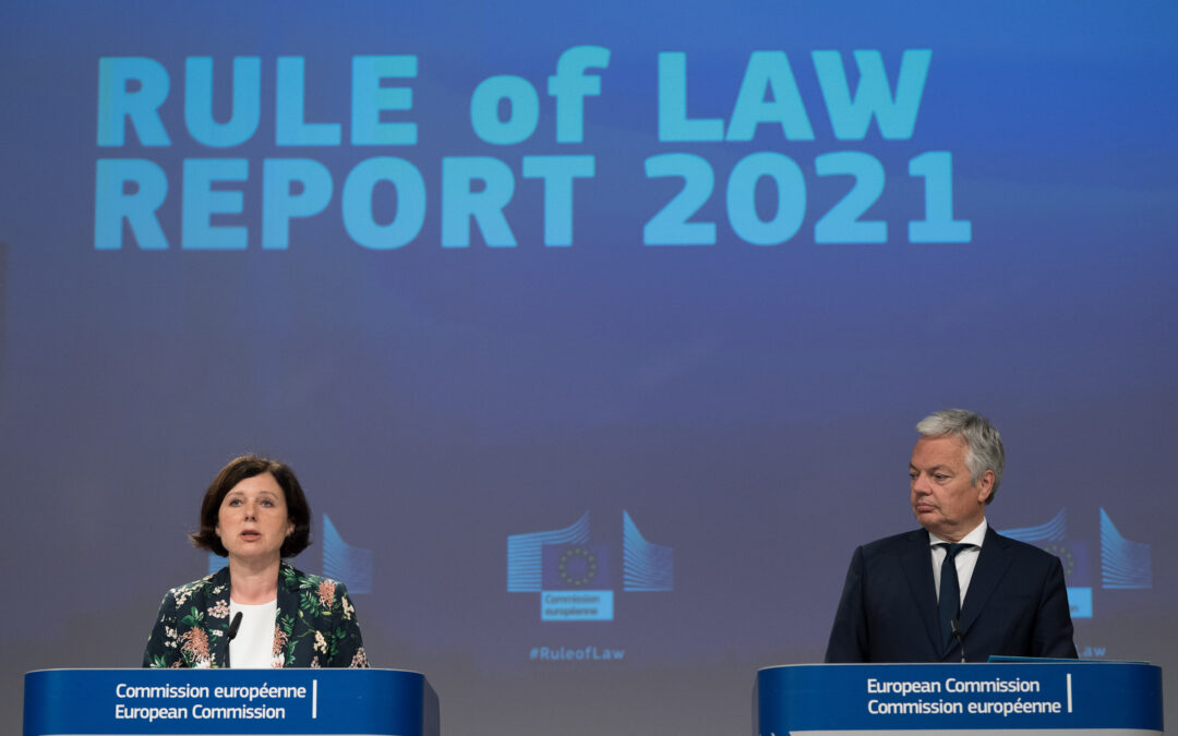 How the Commission can improve the credibility, inclusiveness and impact of the Rule of Law Report?