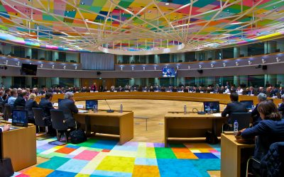 Letter ahead of Germany's Presidency of European Council