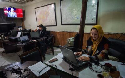 Civil society and media organisations call on the G7 to protect journalists in Afghanistan